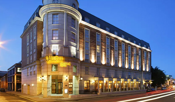 Alexander Hotel, Dublin